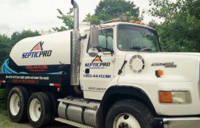SepticPro Septic Pumping Services